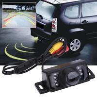 170° Wireless Car Reverse Rear View Backup Camera Kit Parking 7 LED Night Vision