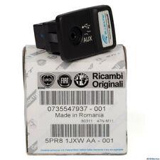 735547937 Connessione Blue & Me Presa USB AUX Originale Fiat 500 Panda Punto EVO