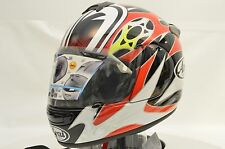 Arai Vector-2 Nakasuga Sport Bike Racing Motorcycle Helmet Lg Open Box 814293