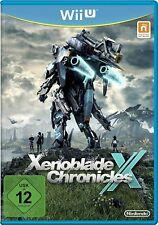 Nintendo Wii u Xenoblade Chronicles X