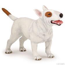 Z7)  PAPO 54027 Bullterrier Terrier  Bauernhof Hund Hunde