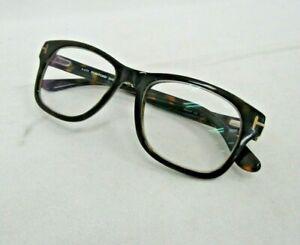 Tom Ford Model TF5147 Wayfarer Tortoise Frames Eyeglasses