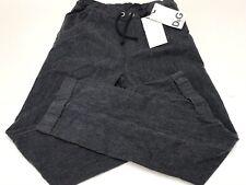 D&G NEW Boys Kids COTTON DRAWSTRING DRESS PANTS w/ logo Sz: 10 RTL: $185 P352