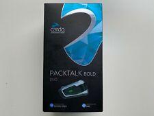 Cardo Packtalk Bold Duo Bluetooth DMC Motorcycle intercom