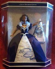 Mattel - Barbie Doll - 1999 Millennium Princess Barbie (African American) Mint