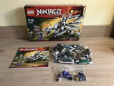 Lego NINJAGO - 70748 - Titanium Dragon - 100% Complete With Box And Instructions