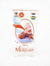 Banpresto Disney Characters WCF Story 6 The Little Mermaid Sebastian Figure _AU
