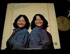 LYNNE & GWYNNE BALDRIDGE ‎– DEDICATION  - CHRISTIAN GOSPEL LP signed
