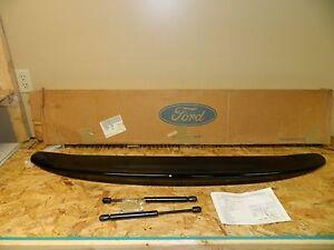 New OEM 1995-1996 Ford Contour Black Ebony Rear Trunk Deck Lid Spoiler Wing