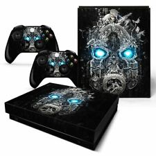 Xbox One X Console Skin Decal Sticker Borderlands 3 + 2 Controller Skins Set