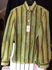 Berry Camicia Taglia XL - 43-  MADE IN ITALY NUOVO CON   mai indossata