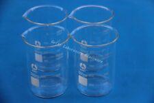 500 mL Lab Pyrex Glass Beaker, 4pcs/lot