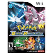 Pokemon Battle Revolution Wii Game