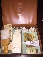 Vintage Sunbeam Clipmaster Hair Clipper Model C original box Tested & Working