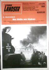 Der Landser   Band Nr: 1858           Die Hölle am Kuban