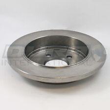 Parts Master 126240 Rr Disc Brake Rotor