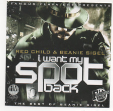 Beanie Sigel I Want My Spot Back The Best of Beanie Sigel Mix Tape CD