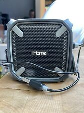 iHome IBT371 Bluetooth Rugged Portable Rechargeable Speaker