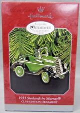 Hallmark Keepsake Ornament Collector Club 1935 Steelcraft by Murray 1998 H4