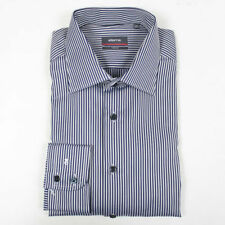 Striped Regular Formal Shirts 44 in. Chest for Men