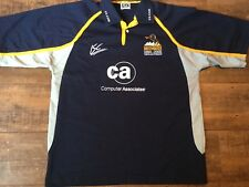 2005 Brumbies 10th Anniversary Rugby Union Away Shirt Adults Large Jersey