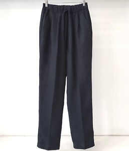 Informale Linen Drawstring Trousers