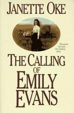 The Calling Of Emily Evans By Janette Oke, Paperback, 1990