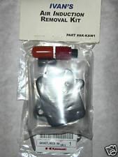 KAWASAKI ZRX1200 Kit de eliminación de inducción de aire 2001 2003 2004 2005 2006 2007 2008