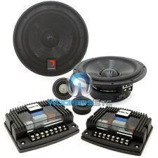 """DIAMOND AUDIO H600A PRO 6.5"""" HEX COMPONENT SPEAKERS TWEETERS MIDS CROSSOVERS NEW"""