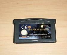 Nintendo GameBoy Advance-the polar extress-Game Boy