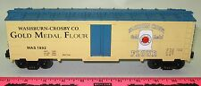 MTH WAS 1892 Washburn-Crosby Co. Gold Medal Flour Boxcar