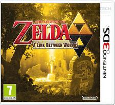 La Leyenda de Zelda a Link Between Worlds (3DS/2DS)
