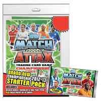 Match Attax Championship 2012/2013 12/13 Base Card Team Sets