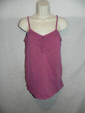 Old Navy Maternity Cami Small Petite Womens Faded Worn Look NWOT
