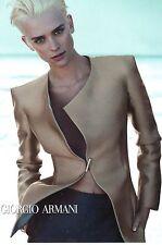 PUBLICITE 2012  GIORGIO ARMANI habille la femme pour le festival de Cannes