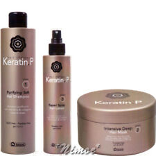 Keratin.P Biacrè Kit ® Repair Spray 200ml + Shampoo 500ml + Intensive Mask 500ml