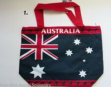 3x Australian Souvenir Medium Travel Bags  - 6 Designs To Choose From