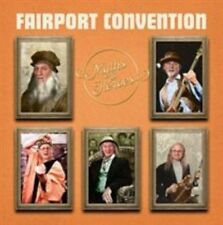 Myths and Heroes 5051078938820 by Fairport Convention CD