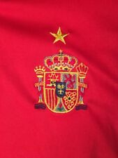 Red Spain 🇪🇸 Soccer Jersey by Patriot Way - Size Small