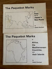 THE PAQUEBOT MARKS BY EDWIN DRECHSEL