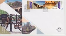 FDC E647 VISIT AMSTERDAM uit 2012 BLANCO + OPEN KLEP