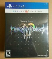 Kingdom Hearts The Story So Far/ 3 Deluxe Edition (PlayStation 4 / PS4 , 2019)