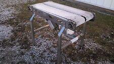 Plastic Belt Conveyors Item7160
