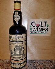 Vintage 1908 Royal Oporto Colheita Tawny Port wine. Amazing!