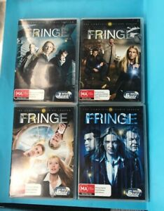 Fringe - Season 1, 2 , 3 and 4 Very Good Condition