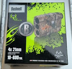 "NEW!! Bushnell Bone Collector 4x21mm Laser Rangefinder Model 202208 ""NEW IN BOX"""