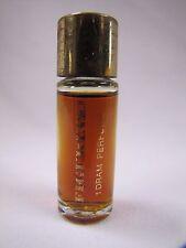 Figurine Perfume 1 Dram Bottle Dorothy Gray Perfume Vintage England 1950s