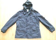 Armani Exchange Jacket Coat With Hood Black Men's Sz XL EUC