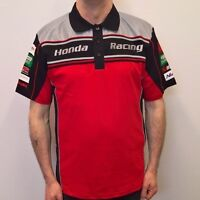 Official 2017 Honda Racing BSB Polo Shirt