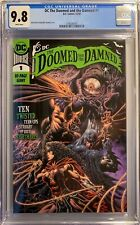 DC DOOMED & the DAMNED (2020) CGC 9.8 NM/M 80 PAGE GIANT BATMAN DC COMICS WP